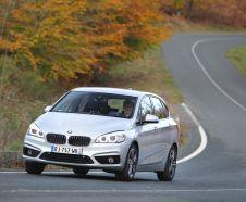 Essai BMW 218i Active Tourer :  le Sc�nic de Munich (vid�o)
