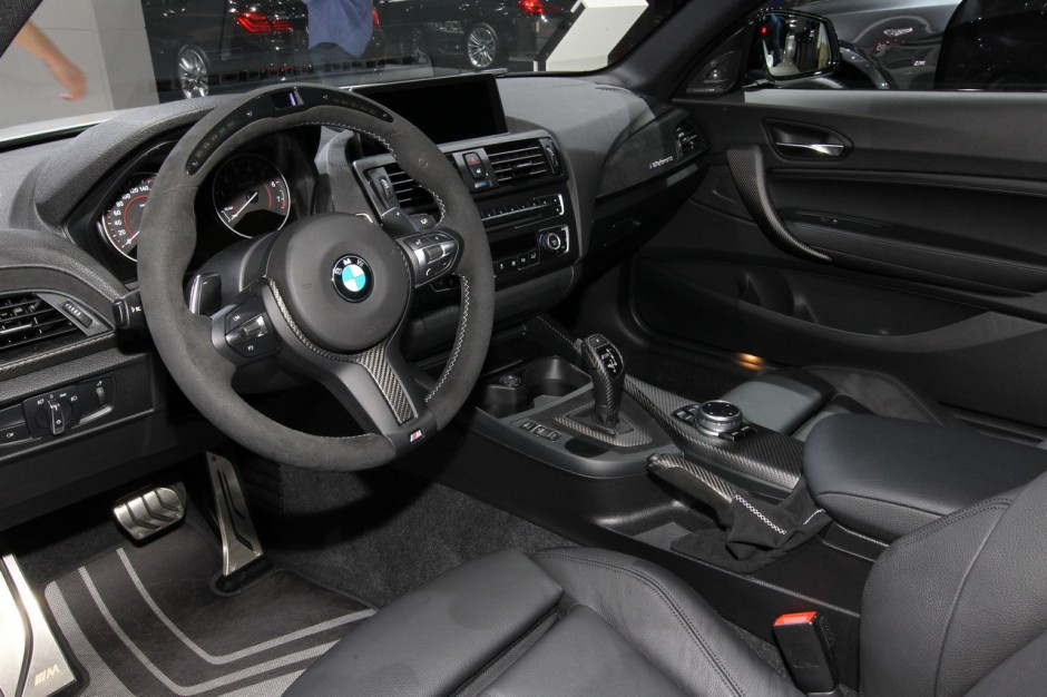 mondial auto 2014 bmw m235i pack m performance photo 5 l 39 argus. Black Bedroom Furniture Sets. Home Design Ideas