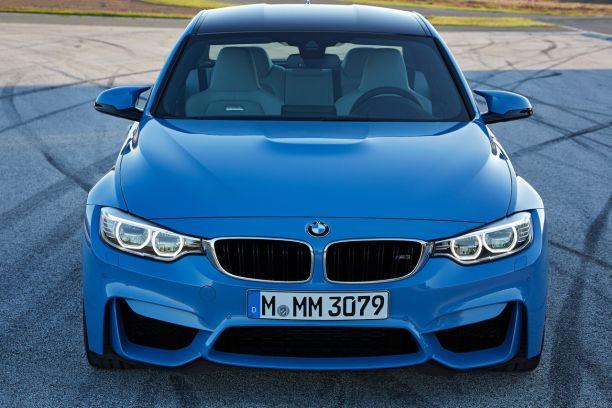 Bmw M3 A Vendre >> Photos Et Video Des Nouvelles Bmw M3 Et M4 Coupe 2014