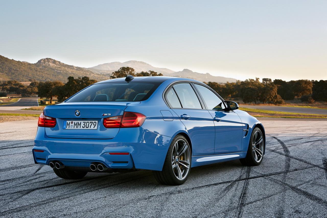 BMW Connected Drive >> Bmw Série 3 - Prix BMW M3 Berline et BMW M4 Coupé : à ...