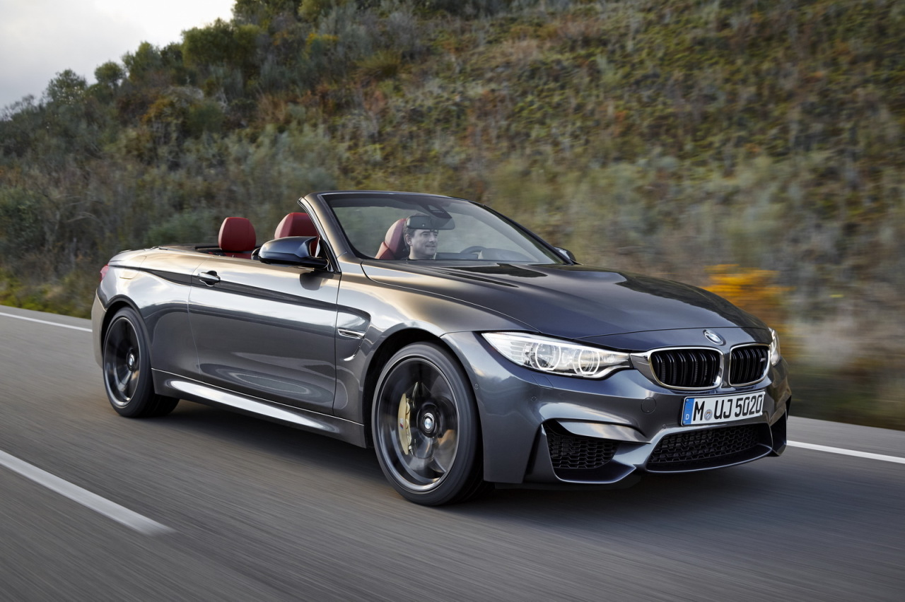 Bmw M4 Cabriolet 2014 Les Photos Officielles L Argus