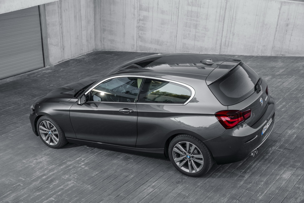Nouvelle bmw s rie 1 2015 plus de photos et une vid o for Serie 1 interieur
