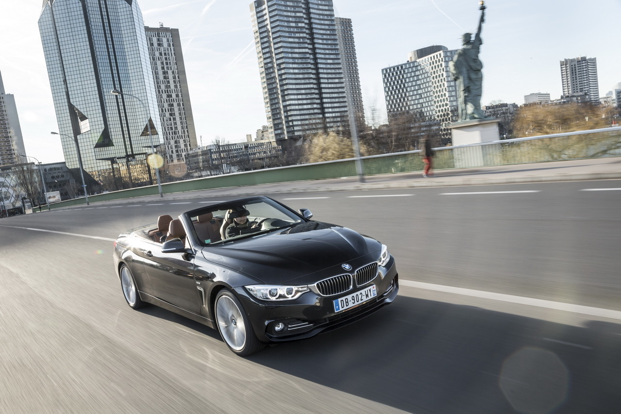 bmw s rie 4 cabriolet 2014 la 428i cc l 39 essai photo 1 l 39 argus. Black Bedroom Furniture Sets. Home Design Ideas