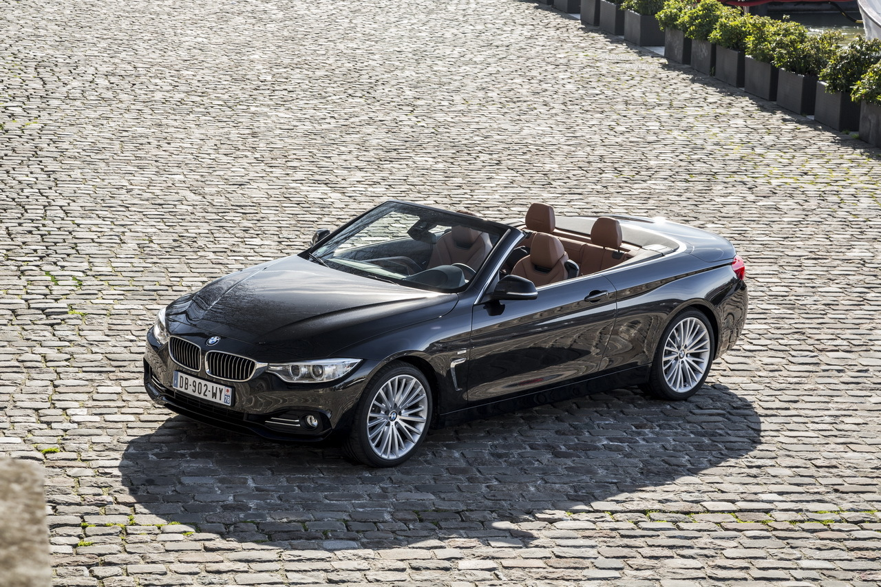 bmw s rie 4 cabriolet 2014 la 428i cc l 39 essai l 39 argus. Black Bedroom Furniture Sets. Home Design Ideas