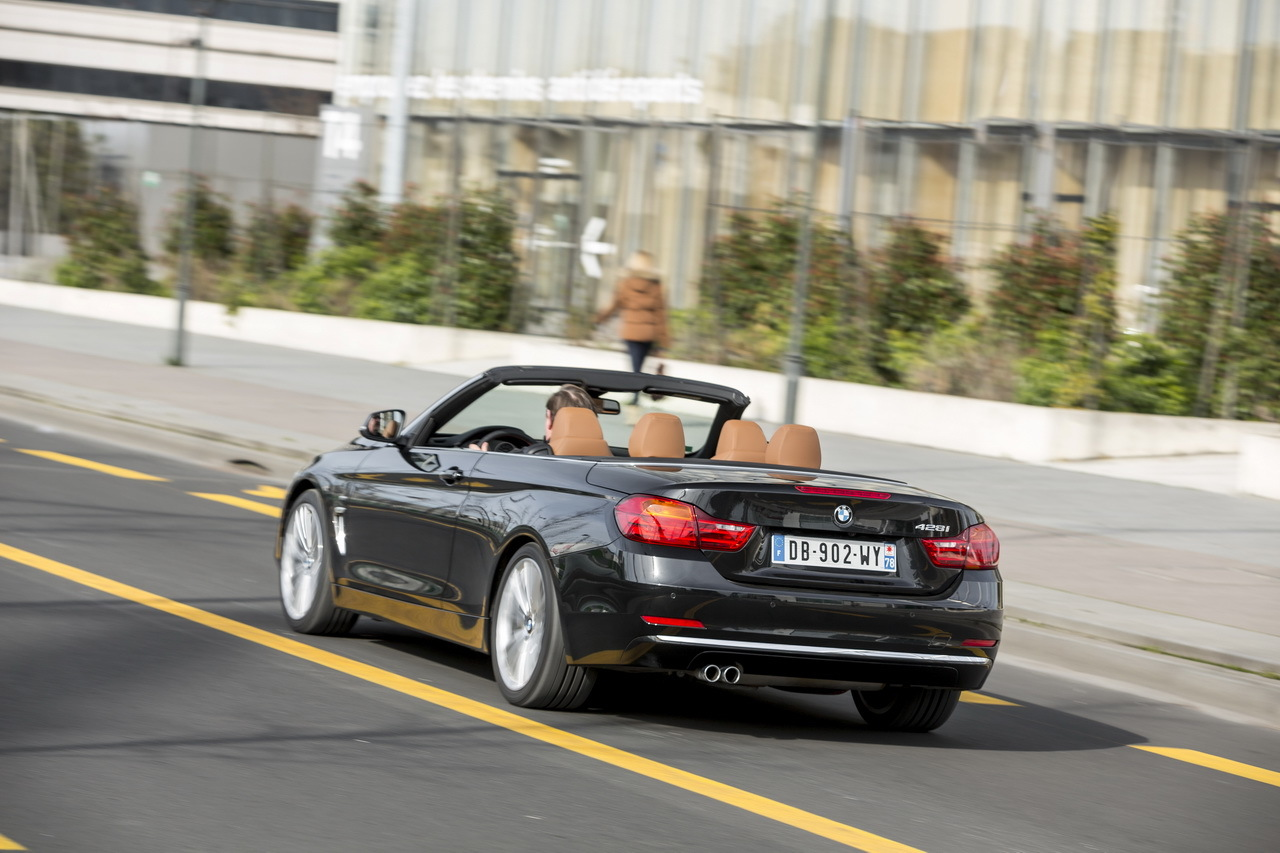 bmw s rie 4 cabriolet 2014 la 428i cc l 39 essai photo 30 l 39 argus. Black Bedroom Furniture Sets. Home Design Ideas