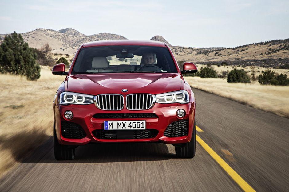 BMW X4 (2014 ) : le X3 en tenue de sport - Photo #40 - L'argus