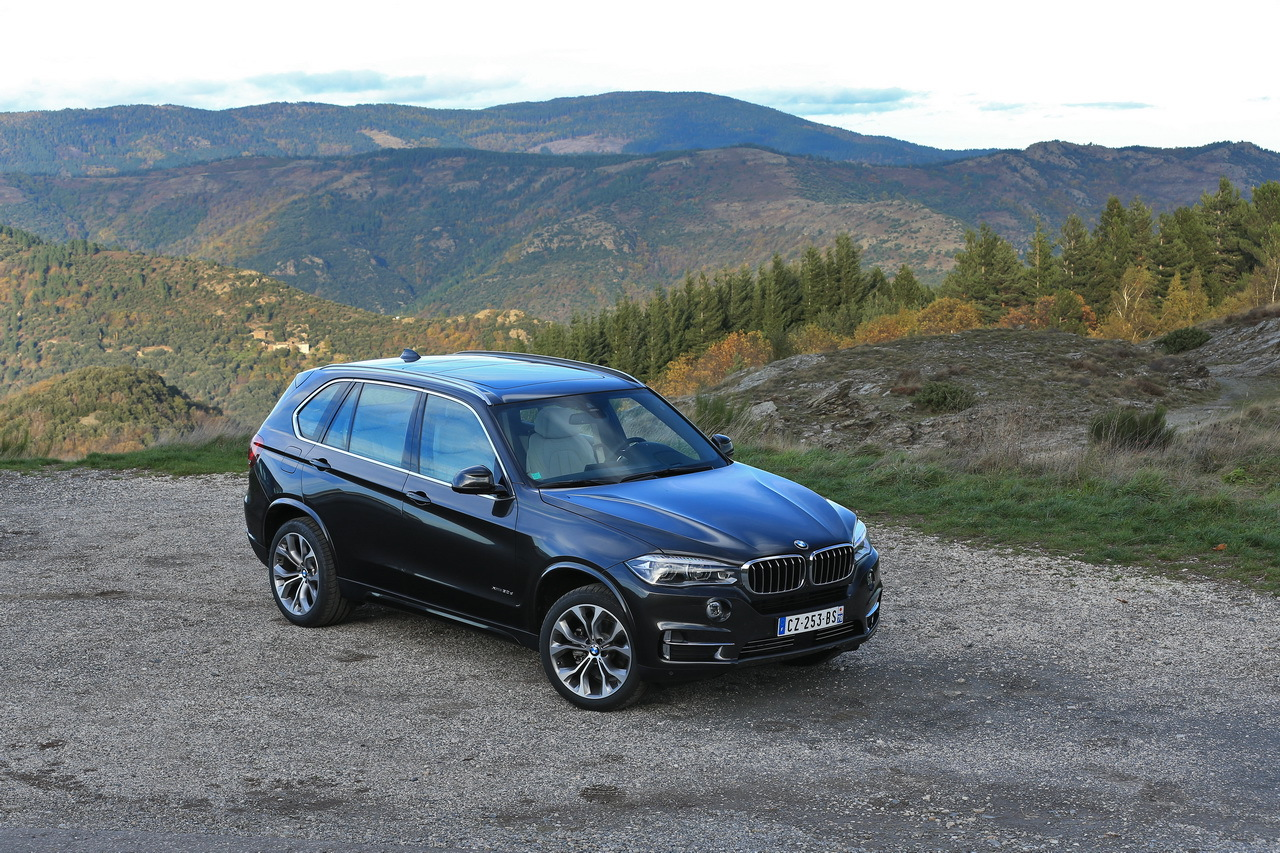 le nouveau bmw x5 30d l 39 essai 2014 photo 20 l 39 argus. Black Bedroom Furniture Sets. Home Design Ideas