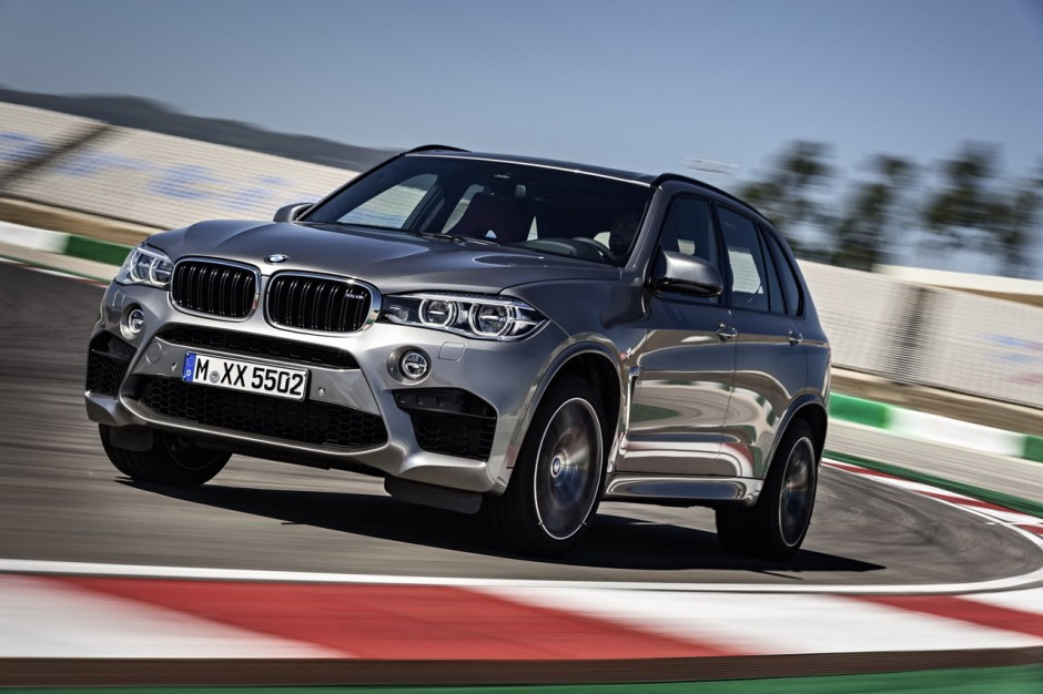 bmw x5 m 2015 un v8 de 575 ch pour la nouvelle x5 m photo 4 l 39 argus. Black Bedroom Furniture Sets. Home Design Ideas