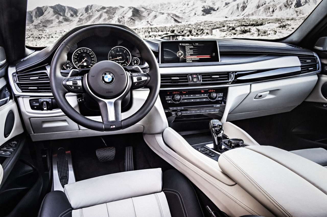 bmw x6 2014 photos et prix du nouveau suv de bmw photo 9 l 39 argus. Black Bedroom Furniture Sets. Home Design Ideas