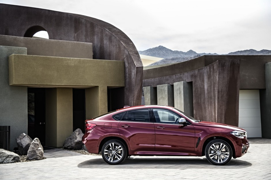 bmw x6 2014 photos et prix du nouveau suv de bmw photo 25 l 39 argus. Black Bedroom Furniture Sets. Home Design Ideas