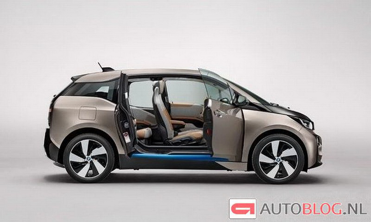 bmw i3 bmw i3 voici les photos officielles de la bmw. Black Bedroom Furniture Sets. Home Design Ideas