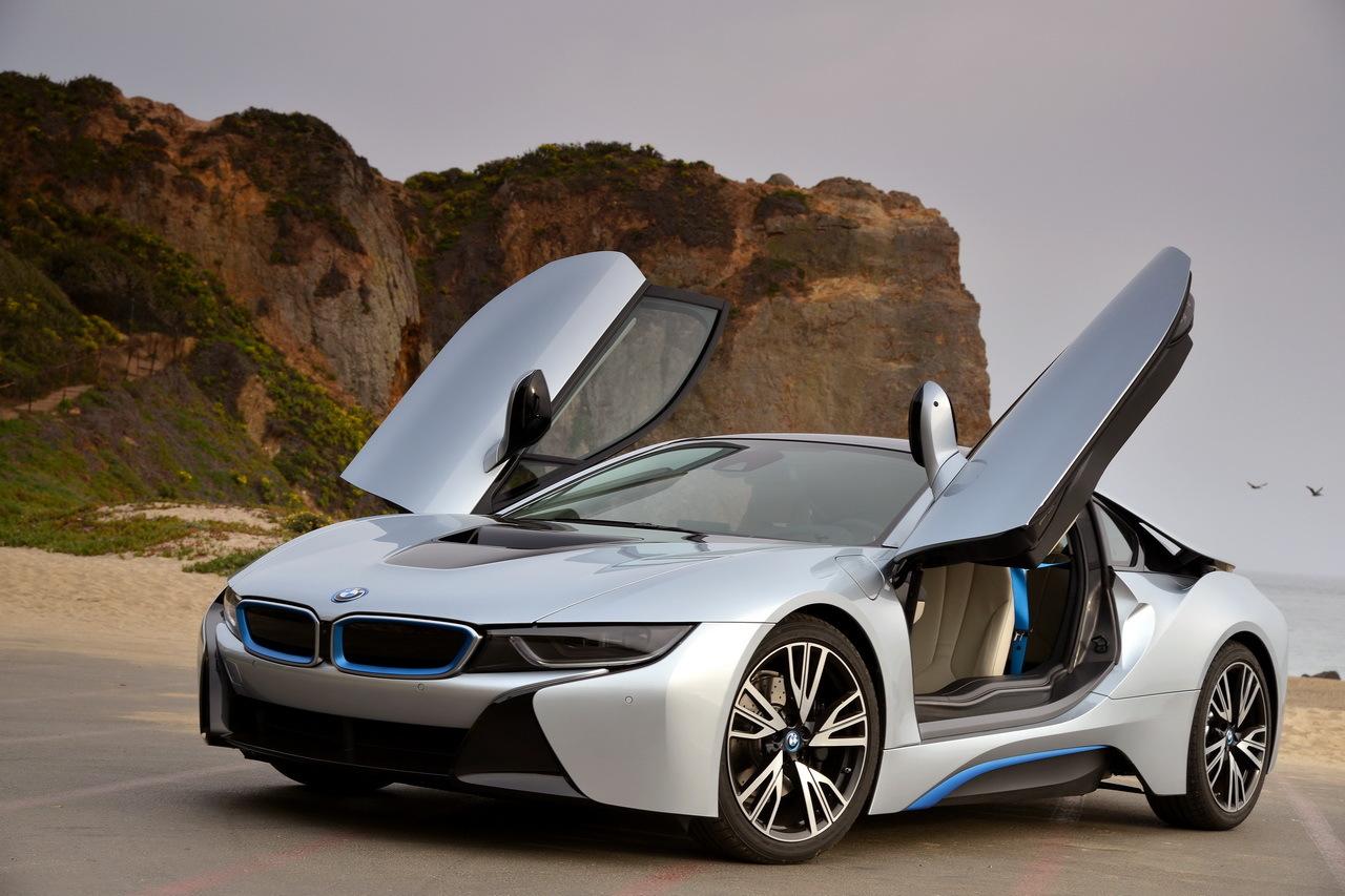 Croissant Essai BMW i8, le coupé sport pas comme les autres ID-36
