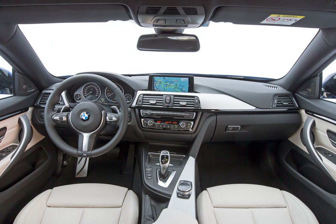essai bmw s rie 4 gran coup 428i 245 ch et bva8 2014 photo 16 l 39 argus. Black Bedroom Furniture Sets. Home Design Ideas