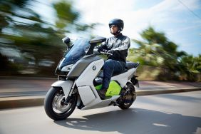 BMW C evolution à  15 400 €