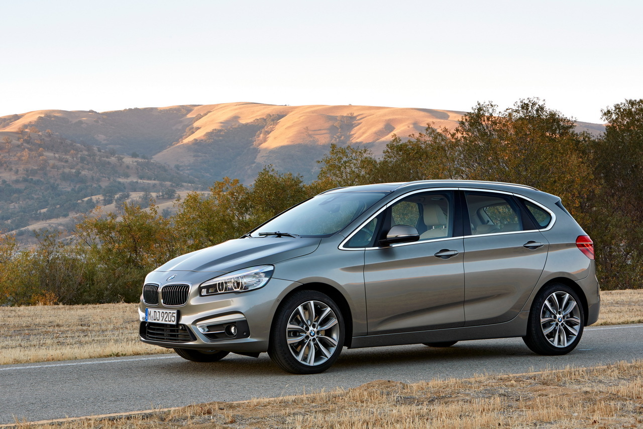 prix bmw s rie 2 active tourer tarifs partir de 28 350 photo 7 l 39 argus. Black Bedroom Furniture Sets. Home Design Ideas