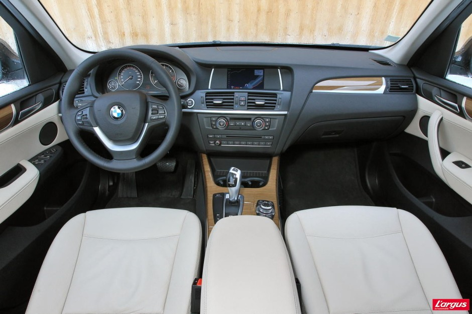 le nouveau bmw x3 affronte l 39 audi q5 photo 13 l 39 argus. Black Bedroom Furniture Sets. Home Design Ideas
