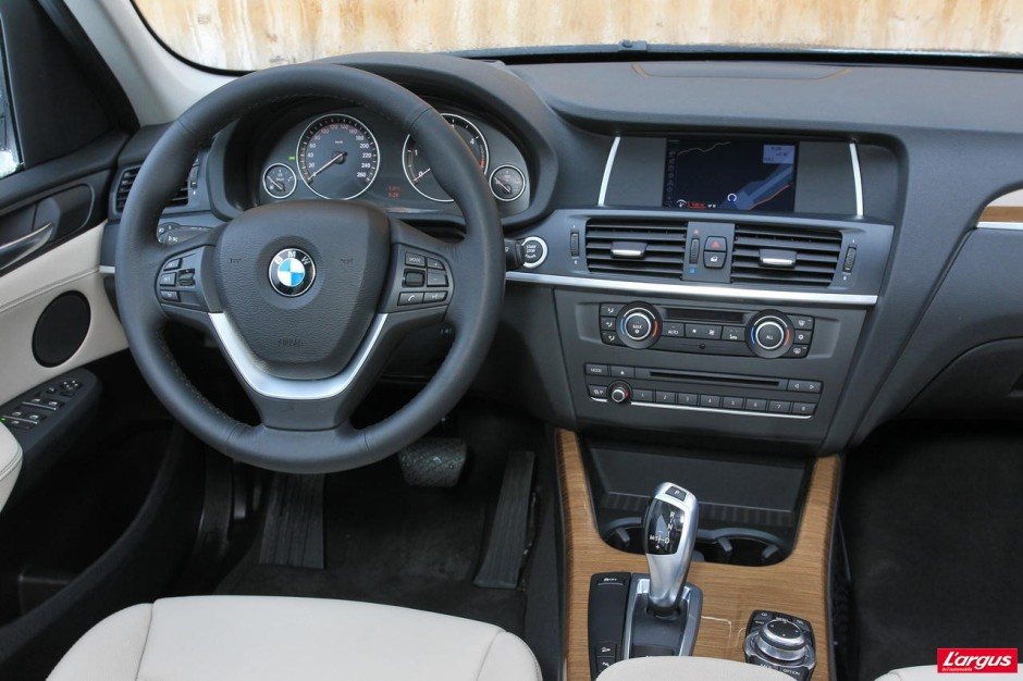 le nouveau bmw x3 affronte l 39 audi q5 photo 14 l 39 argus. Black Bedroom Furniture Sets. Home Design Ideas