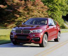 Essai nouveau BMW X6 (2014) : plus confiant que jamais