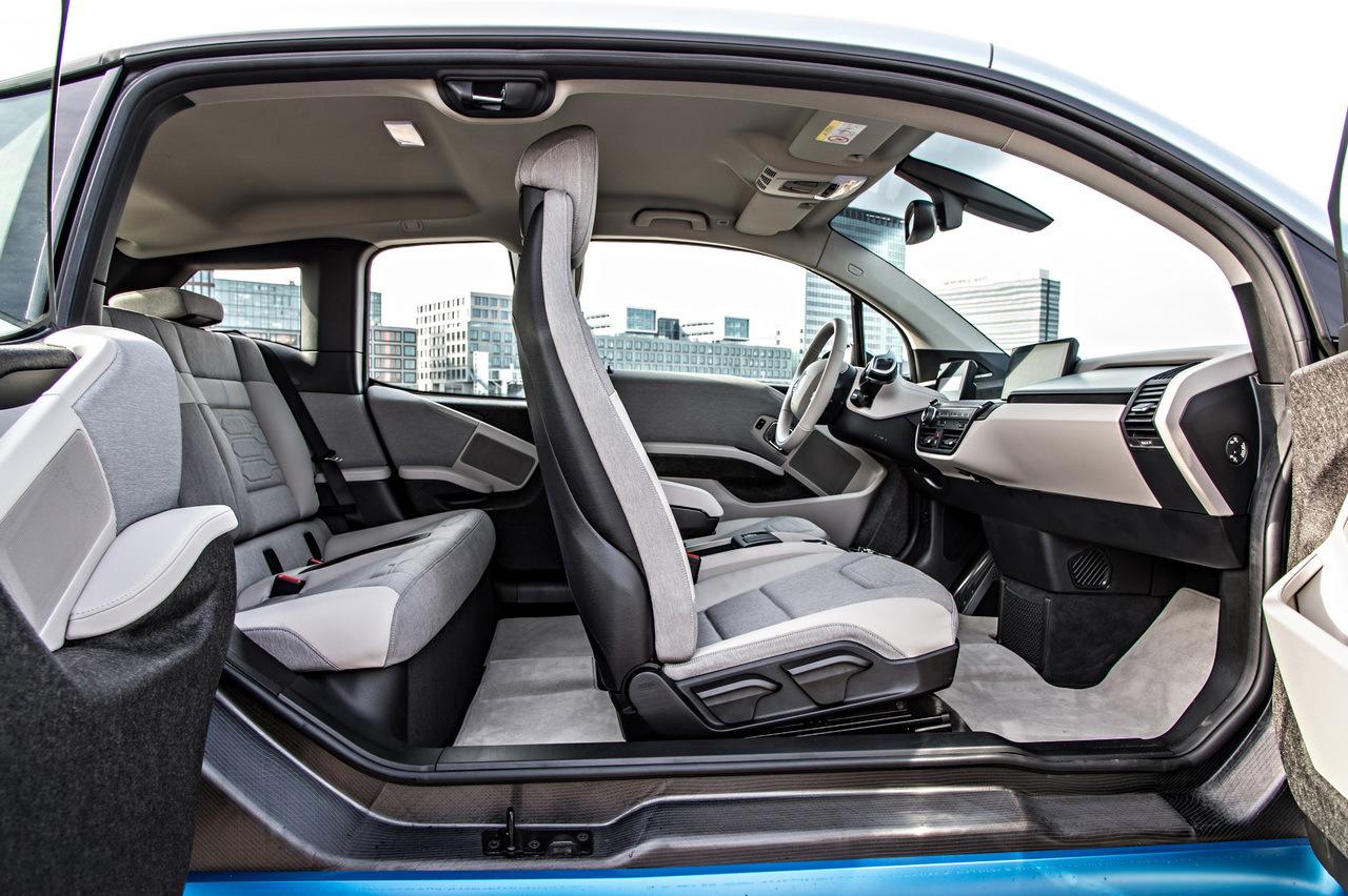 Essai Bmw I3 2013 L Automobile 2 0 En Photos Et Vid 233 Os