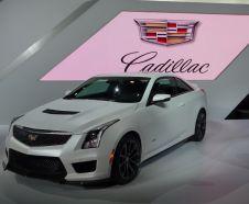 Cadillac ATS-V (2015) : vitesse grand V pour la berline et le coup�
