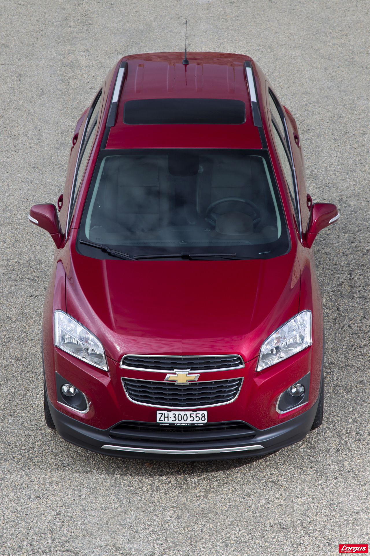 chevrolet trax au volant d 39 un truck am ricain ou presque l 39 argus. Black Bedroom Furniture Sets. Home Design Ideas