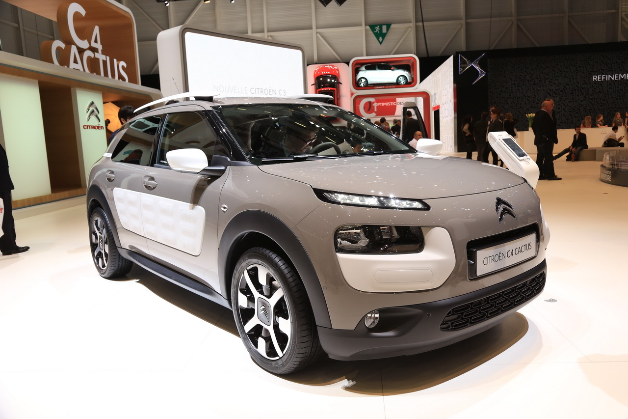 citroen c4 cactus prix citro n c4 cactus 2014 des tarifs partir de 13 950 m j. Black Bedroom Furniture Sets. Home Design Ideas