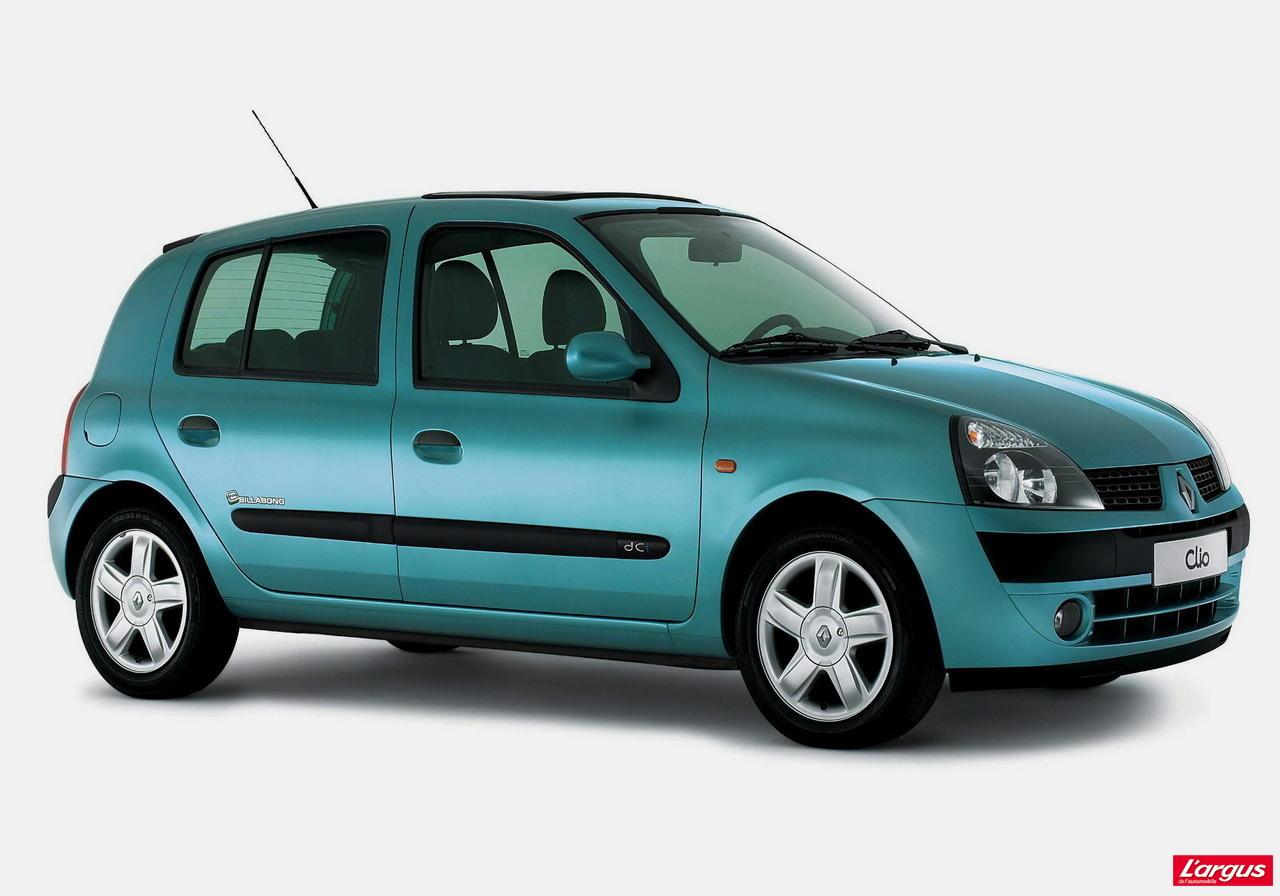 Clio Ii on Toyota Kia Sorento