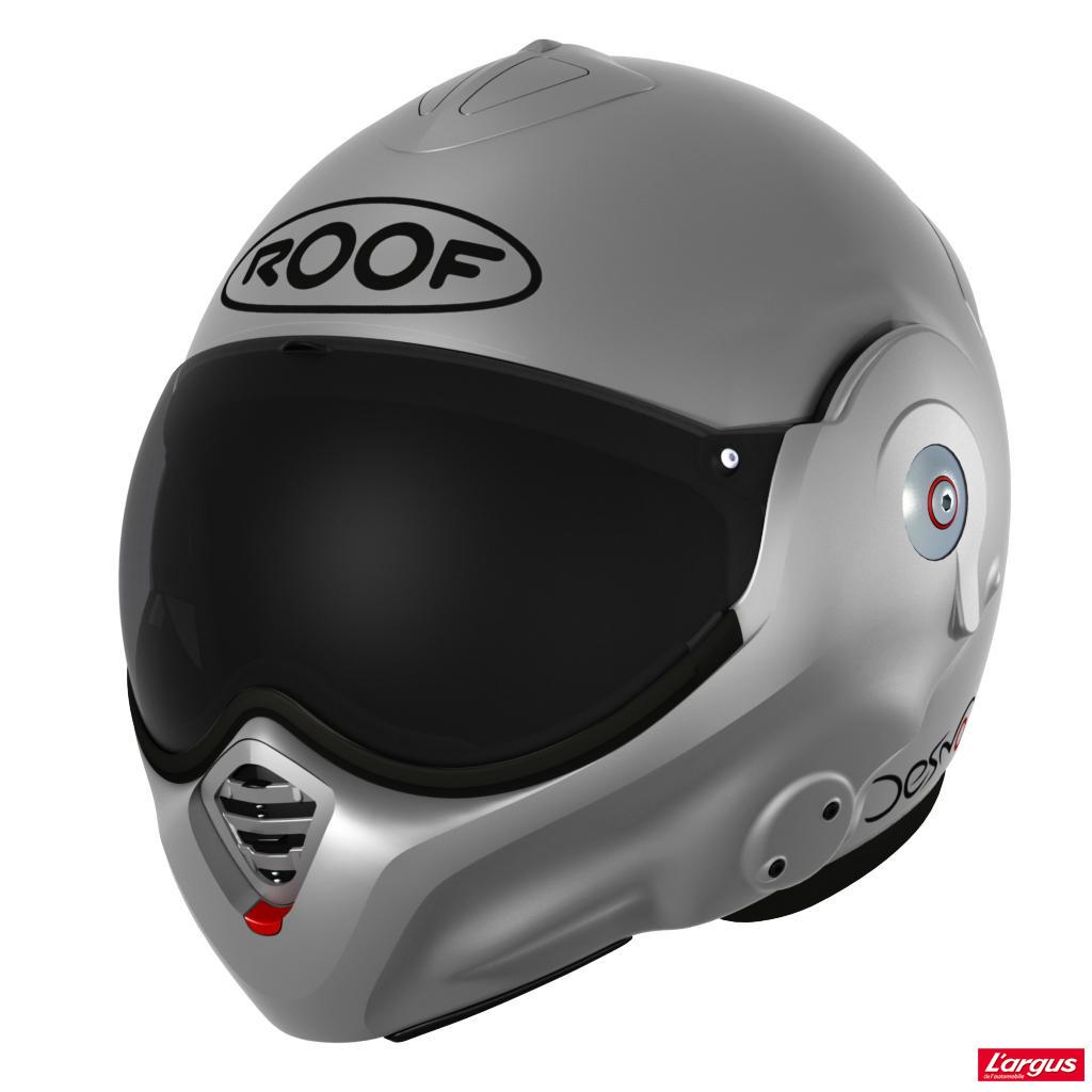 salon de la moto 2011 casque roof desmo photo 1 l 39 argus. Black Bedroom Furniture Sets. Home Design Ideas