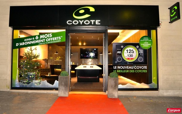 coyote annonce ses nouveaut s 2013 l 39 argus. Black Bedroom Furniture Sets. Home Design Ideas
