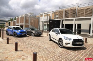Citroën DS4, Audi A3, Mini Countryman : le grand match