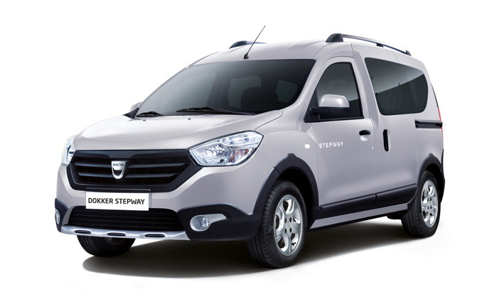 dacia dokker stepway 2014 le dokker en mode baroudeur photo 4 l 39 argus. Black Bedroom Furniture Sets. Home Design Ideas