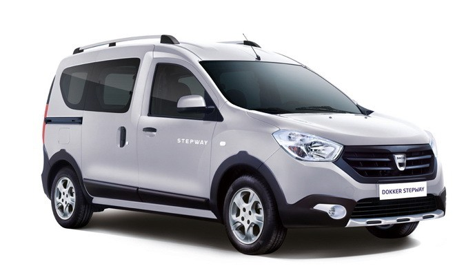 dacia dokker stepway 2014 le dokker en mode baroudeur photo 5 l 39 argus. Black Bedroom Furniture Sets. Home Design Ideas