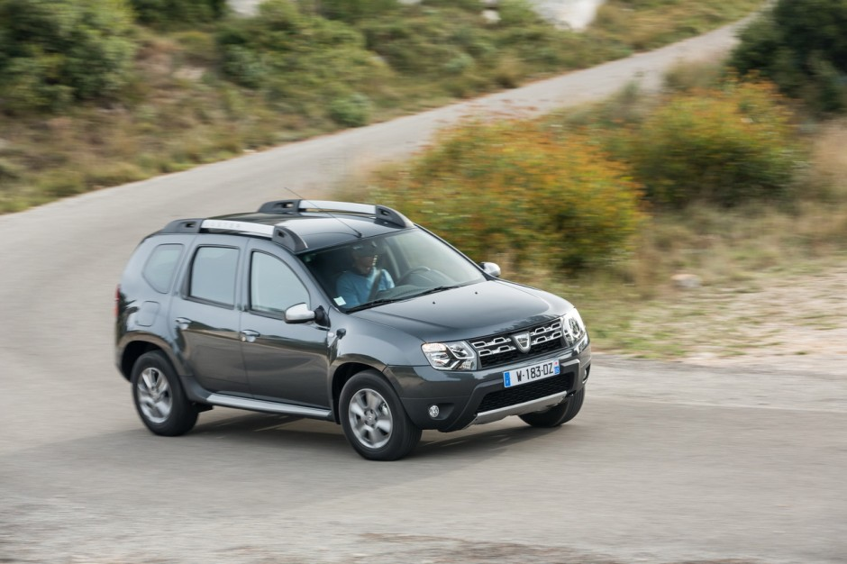 nouveau dacia duster l 39 essai du tce 125 photo 3 l 39 argus. Black Bedroom Furniture Sets. Home Design Ideas