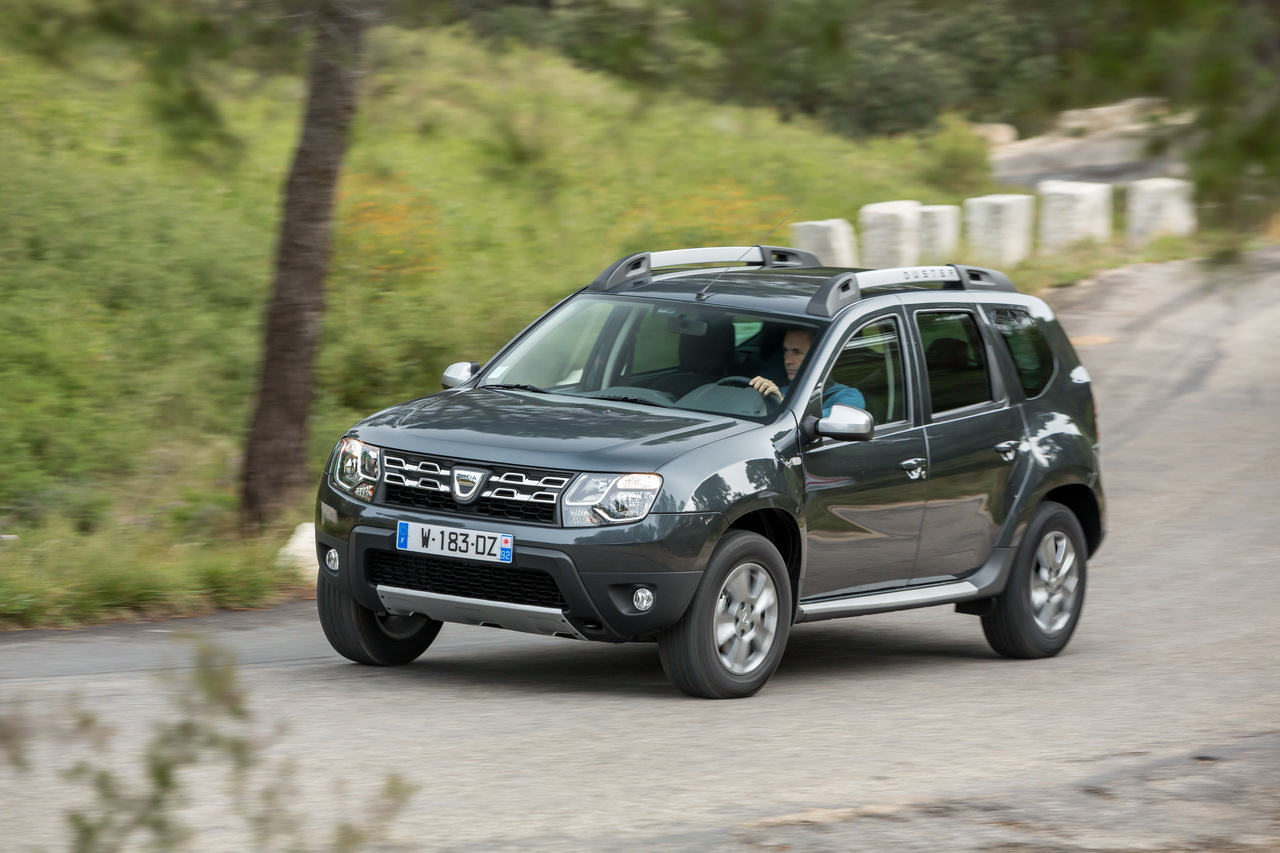 nouveau dacia duster l 39 essai du tce 125 photo 5 l 39 argus. Black Bedroom Furniture Sets. Home Design Ideas