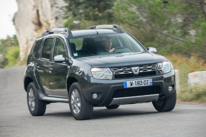 nouveau dacia duster l 39 essai du tce 125 dacia auto. Black Bedroom Furniture Sets. Home Design Ideas