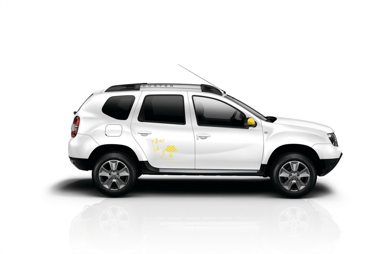 dacia duster air une s rie sp ciale au look baroudeur photo 2 l 39 argus. Black Bedroom Furniture Sets. Home Design Ideas