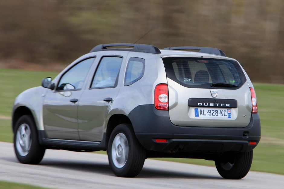 essai du dacia duster dci 85 photo 3 l 39 argus. Black Bedroom Furniture Sets. Home Design Ideas