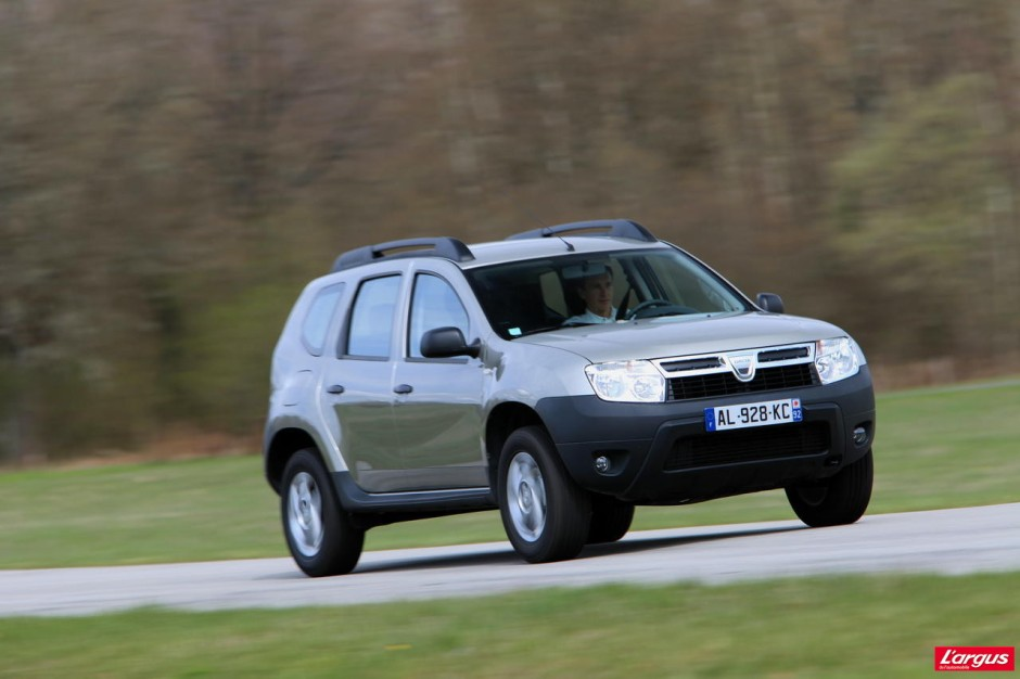 essai du dacia duster dci 85 photo 5 l 39 argus. Black Bedroom Furniture Sets. Home Design Ideas