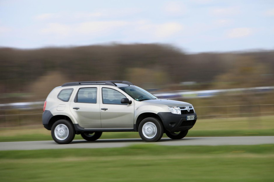 essai du dacia duster dci 85 photo 7 l 39 argus. Black Bedroom Furniture Sets. Home Design Ideas