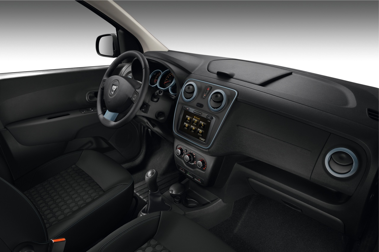 dacia lodgy stepway 7 places pour l 39 aventure photo 11 l 39 argus. Black Bedroom Furniture Sets. Home Design Ideas