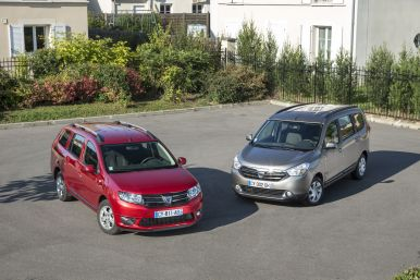 nouvelle dacia logan mcv 2013 mieux que le lodgy le match l 39 argus. Black Bedroom Furniture Sets. Home Design Ideas