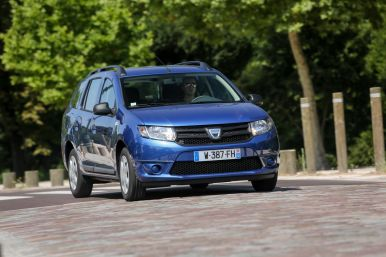 Essai Du Break Dacia Logan Mcv En Version Essence 0 9 Tce
