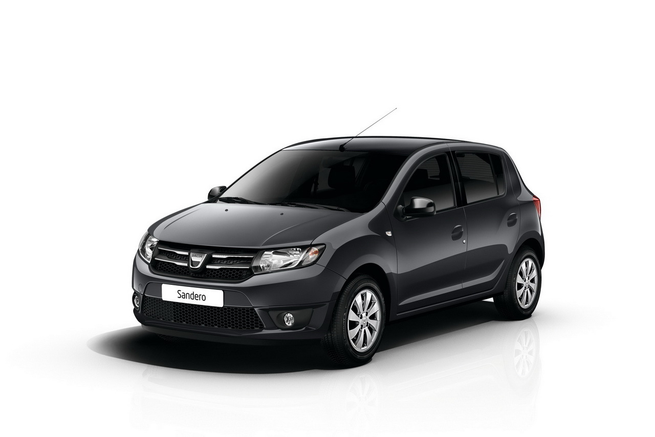 dacia sandero nouvelle s rie sp ciale black touch photo 2 l 39 argus. Black Bedroom Furniture Sets. Home Design Ideas
