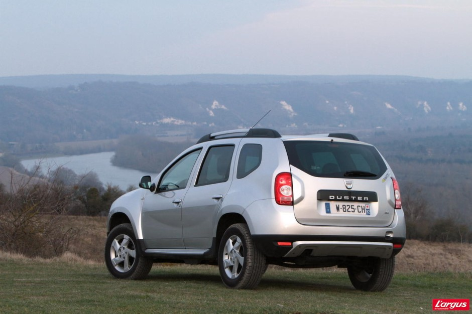 essai du dacia duster dci 90 4x4 photo 5 l 39 argus. Black Bedroom Furniture Sets. Home Design Ideas