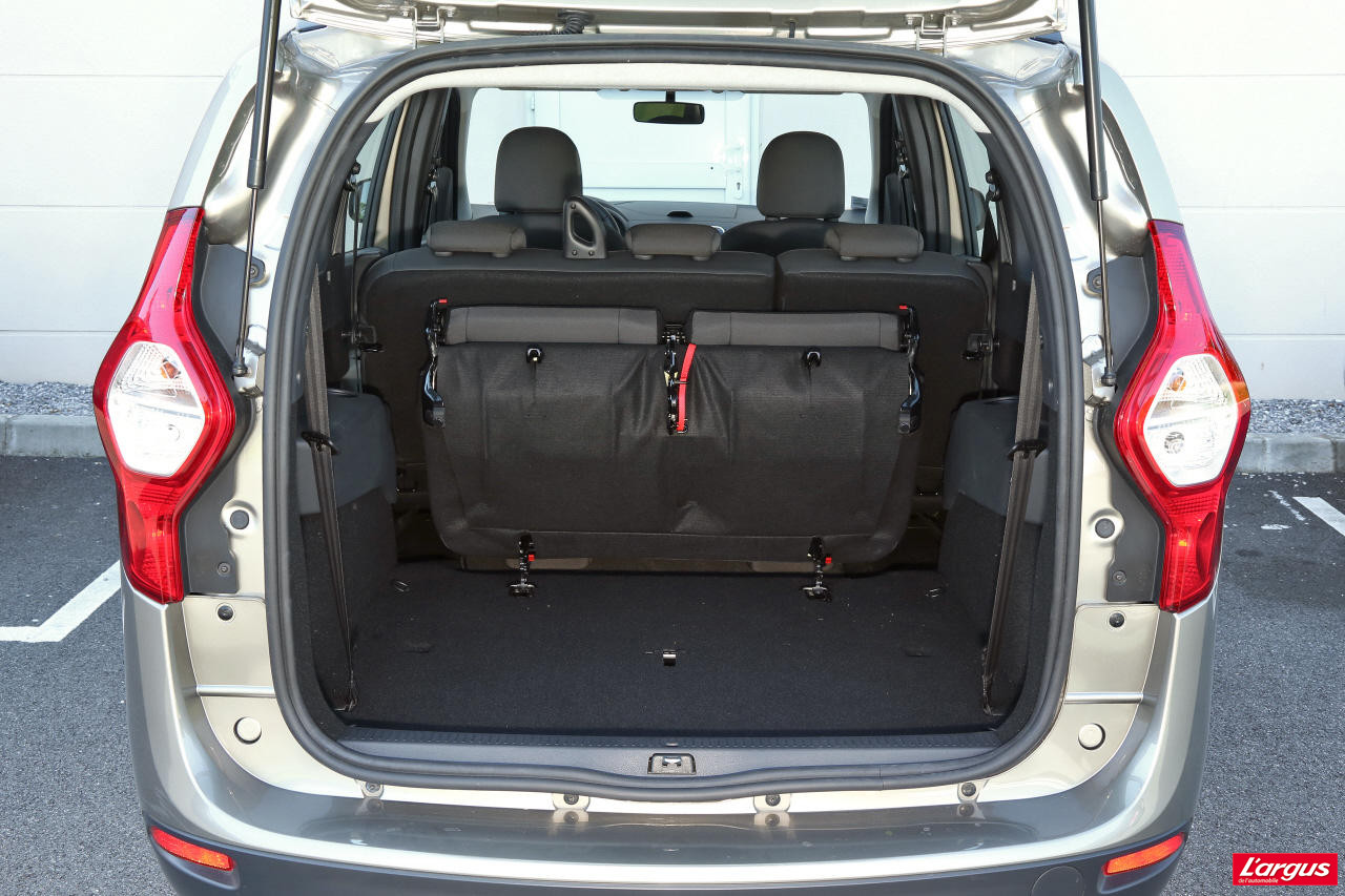 quel dacia lodgy choisir photo 18 l 39 argus. Black Bedroom Furniture Sets. Home Design Ideas
