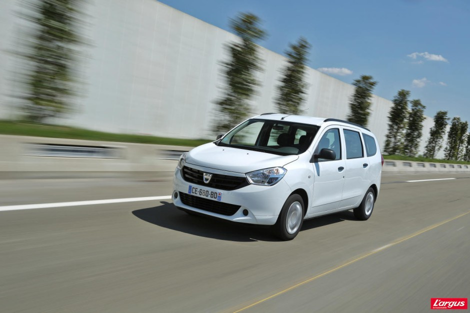 Quel dacia lodgy choisir photo 36 l 39 argus for Quel cuisiniste choisir