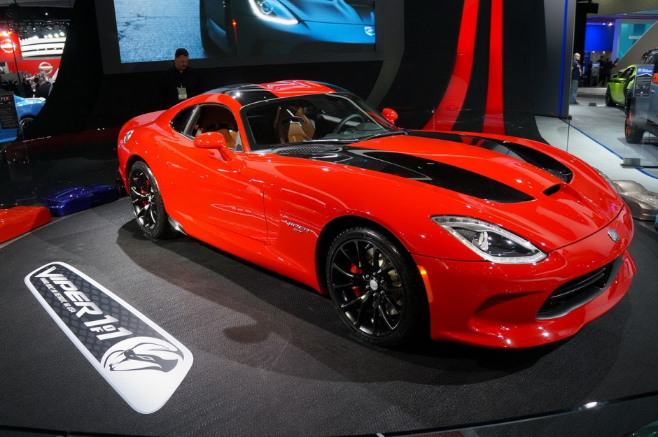 en direct de detroit 2015 dodge viper gtc photo 4 l 39 argus. Black Bedroom Furniture Sets. Home Design Ideas