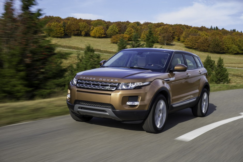 range rover evoque sd4 bva9 2014 mise neuf photo 1 l 39 argus. Black Bedroom Furniture Sets. Home Design Ideas