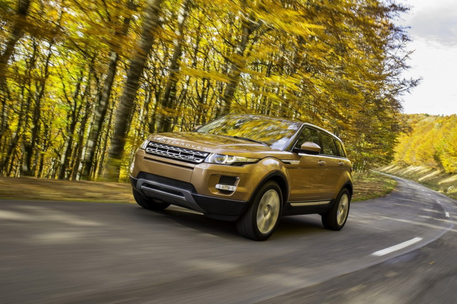 range rover evoque sd4 bva9 2014 mise neuf photo 2 l 39 argus. Black Bedroom Furniture Sets. Home Design Ideas