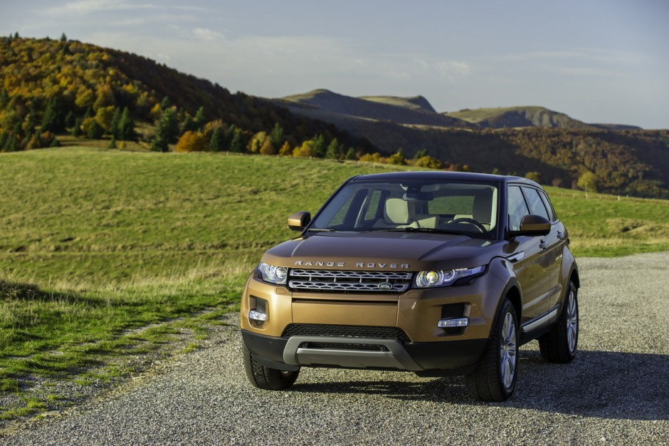 range rover evoque sd4 bva9 2014 mise neuf photo 4 l 39 argus. Black Bedroom Furniture Sets. Home Design Ideas